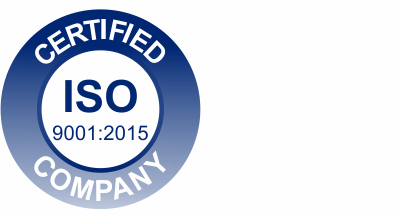 We received ISO 9001:2015 CERTIFICATE!