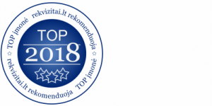 TOP Company 2018 in Lithuania