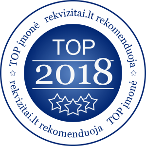 TOP Company in LITHUANIA 2018