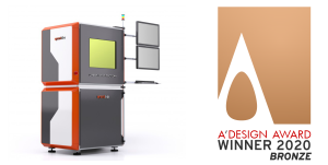 """Femtika"" Workstation won the Bronze A' Design Award!"